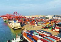 """我国与""""一带一路""""国进口增速超出口"""
