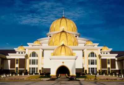 马来西亚新内阁宣誓就职