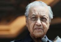 马来西亚总理说将取消马新高铁项目