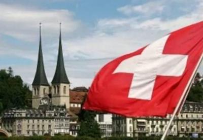 瑞士4月进出口环比双下降,对华贸易双增长