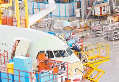 改革开放助力空客在中国腾飞