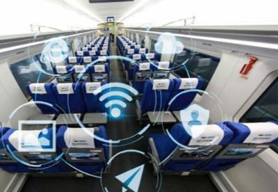 中铁总与腾讯吉利携手开发经营动车组Wi-Fi平台