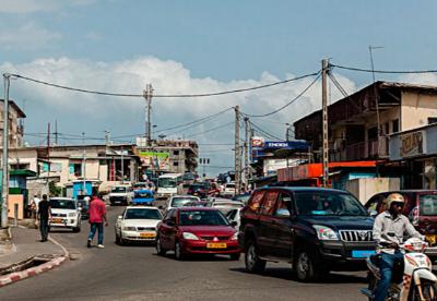 中国连续五年保持加蓬第一贸易伙伴地位