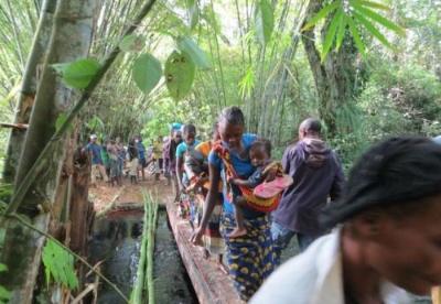 刚果民主共和国:让社区林业发挥作用的三个要点