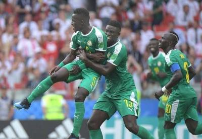塞内加尔200人赴俄看球,政府包费用