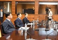 韩朝公路合作分组会决定共同推进公路连接与现代化