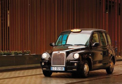 吉利旗下伦敦出租车进军德国市场