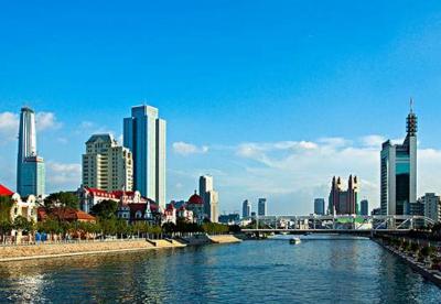 服务外包成天津市经济增长新引擎