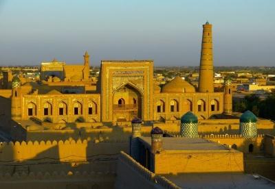 乌兹别克斯坦旅游攻略