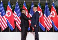 朝鲜媒体呼吁特朗普坚定改善朝美关系意志