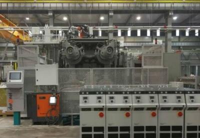 巴南首条5G产品生产线正式投产