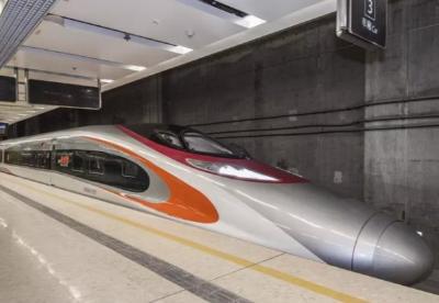 广深港高铁香港段9月23日正式通车