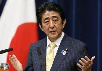 安倍晋三宣布参选日本自民党总裁