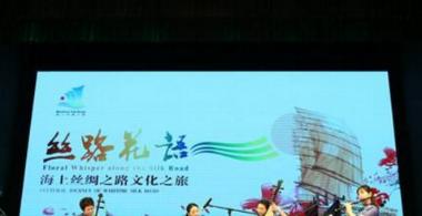 海上丝绸之路联合申遗展开系列文化推广