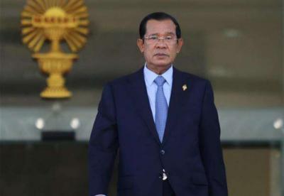 洪森当选柬埔寨新一届政府首相