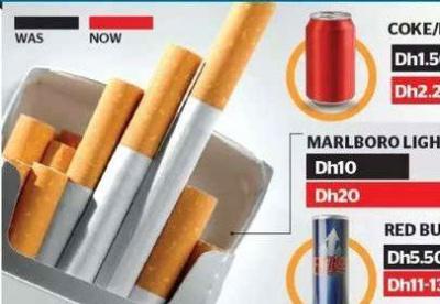 2018年上半年阿布扎比烟草贸易额同比下降83.3%