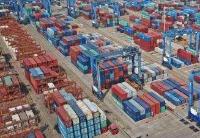 上半年哈萨克斯坦同阿塞拜疆的贸易额增长较快