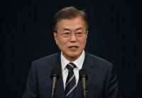 韩国总统说美朝领导人可能在今年底前见面