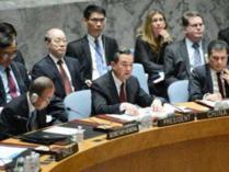 王毅出席联合国安理会维护国际和平与安全问题公开会
