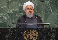 伊朗总统:联合国大会证明了美国的孤立