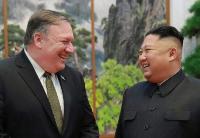 朝美商定尽快启动第二次双边首脑会晤准备工作磋商