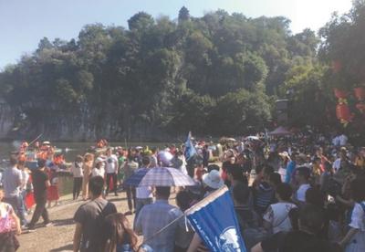 桂林:国庆假期接待游客超238万人次