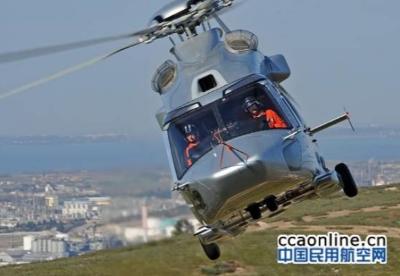 空客看好中国民用直升机市场潜力