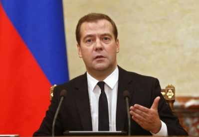 俄罗斯总理抨击某些国家搞贸易保护主义