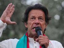 巴基斯坦总理伊姆兰·汗会见宋涛