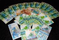 哈央行:坚戈较年初贬值11.3%