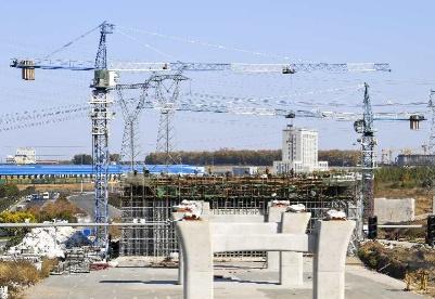 加速长春新区物流港建设 中国中铁助力吉林发展