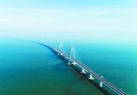 """港珠澳大桥香港段工程创造的""""香港第一"""""""