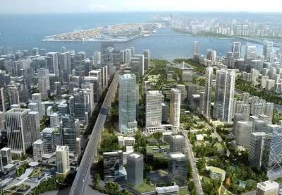 """奏响中国改革开放的时代强音——""""特区中的特区""""前海开发建设评述"""