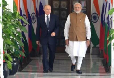 印俄间的北极能源伙伴关系