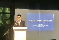 金远参赞出席菲贸工部举办的进口博览会展商行前会