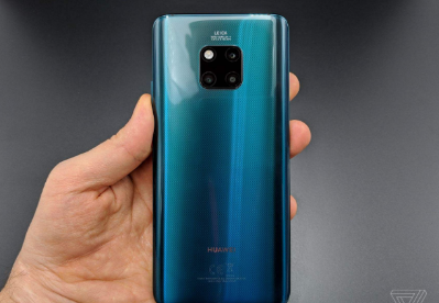 华为在台推出旗舰级新品 大陆智能手机受民众青睐