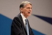 """英国财政大臣:将结束财政紧缩 增加""""脱欧""""准备金"""