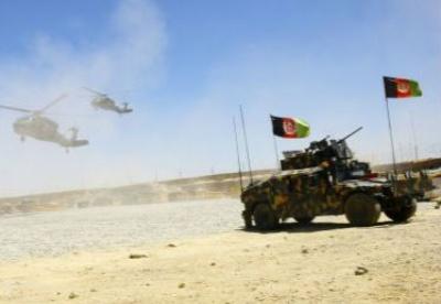 美国在阿富汗的战略:撤军的风险
