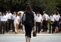 日本劳动年龄女性就业率创历史新高