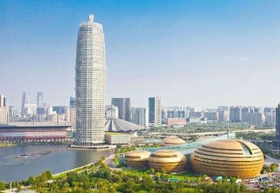 """河南省在全国商务部门推进""""一带一路""""建设工作会议上做典型发言"""