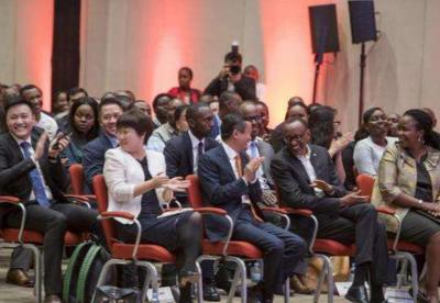 阿里巴巴世界电子贸易平台在非洲落地