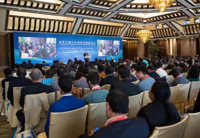 让人类共享一个免于贫困的世界——改革开放与中国扶贫国际论坛嘉宾热议中国减贫启示