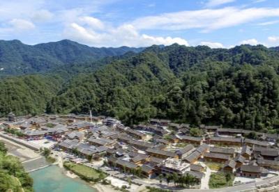 贵州石阡 旅游资源富集之地