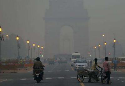 印度首都新德里空气质量严重恶化
