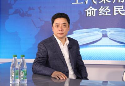 """上汽集团俞经民:千余辆接待用车为进博会""""保驾护航"""""""