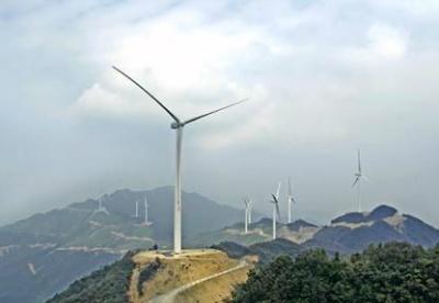 韩国企业投资1.03亿美元在约建风力发电厂