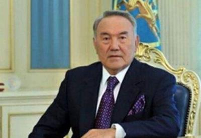 纳扎尔巴耶夫:2018年哈俄贸易额有望达到180亿美元