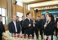 山东省委书记刘家义视察鲁花:心无旁骛抓主业 为消费者提供更优质美味的食品