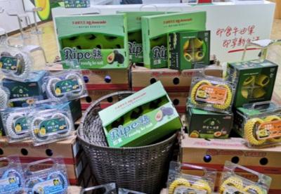 """享""""进博红利"""" 农产品与食品成为打动中国消费者的""""市场使者"""""""