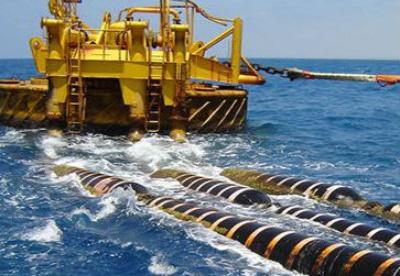 菲律宾国家电网公司开始为价值520亿比索的联网工程铺设海底电缆